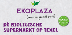 EkoPlaza, de biologische supermarkt op Texel