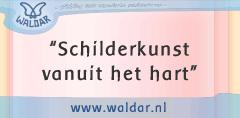 Stichting Waldar, Schilderkunst vanuit het hart