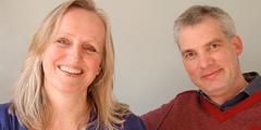 Marijke de Vries en Peter Kapenga zijn de oprichters van de antroposofie agenda voor Noord-Holland
