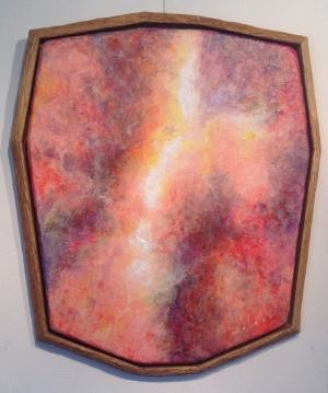 Wouter Weerman|Wouter werd geboren in Groningen en groeide op in Brabant, en is eigenlijk altijd bezig geweest met schilderen en tekenen. Doordat hij niet voor de kunstacademie kiest maar voor de vrijschool leraren opleiding in Zeist, komt hij in contact met de antroposofie en de kleurenleer van Goethe en Steiner.