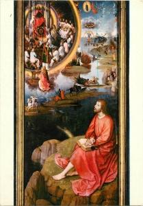 Kijken naar de Apocalyps van Johannes De Christengemeenschap Andrieskerk Amsterdam