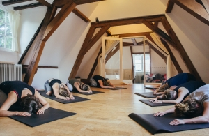 Helende Yoga workshop; diepe ontspanning Ontdek Yoga