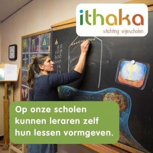 Nieuwsgierig naar ons vrijeschoolonderwijs? Vrije School Kleverpark basisonderwijs