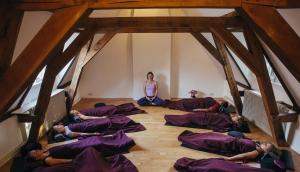 Yoga Nidra studiedag Ontdek Yoga