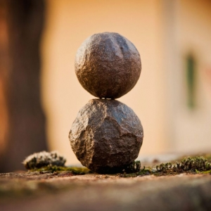 Balanceren is een kunst Therapeuticum Haarlem