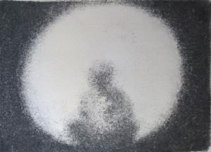 Cursus Licht en duister scheppen in jezelf, houtskool Marijke de Vries kunstzinnige therapie beeldend