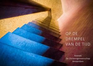 Boekpresentatie 'Op de drempel van de tijd' De Christengemeenschap Andrieskerk Amsterdam