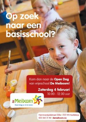 Vrijeschool De Meiboom Basisschool De Meiboom