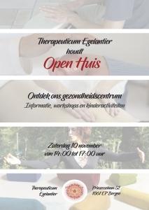 OpendagTherapeuticum Egelantier Therapeuticum Egelantier