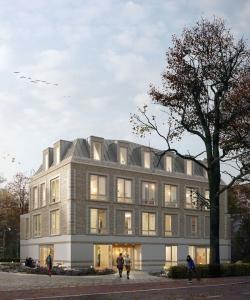 De totstandkoming van het Van Dam Huis Antroposofische Vereniging Haarlem