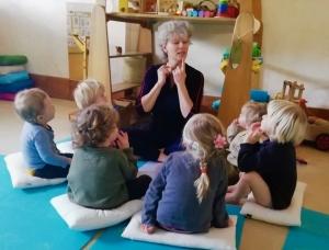 Het bonte Huis, open dag van de nieuwe locatie in Heemstede Het Bonte Huis, kleinschalige kinderopvang