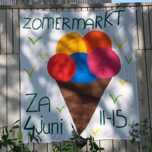Zomermarkt bij Rozemarijn Rozemarijn Kinderdagcentrum en werkplaatscentrum