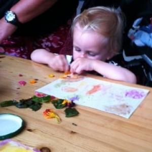 Gratis introductie workshop: Als je kind hooggevoelig is Marijke de Vries kunstzinnige therapie beeldend