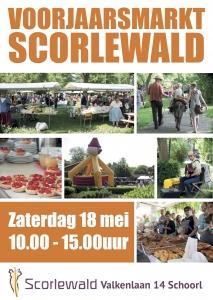 Voorjaarsmarkt Scorlewald Scorlewald